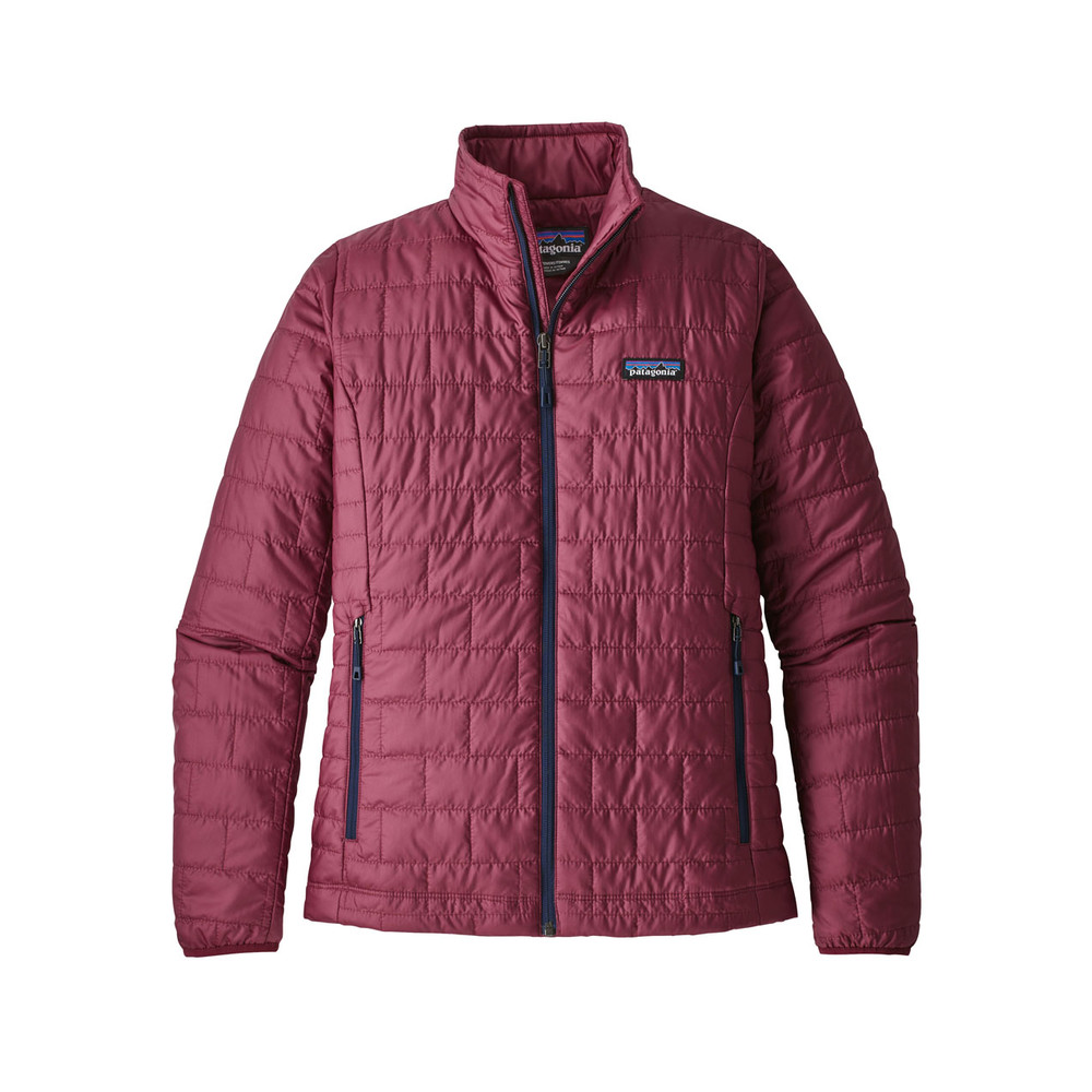 Patagonia Nano Puff Jacket Womens Arrow Red