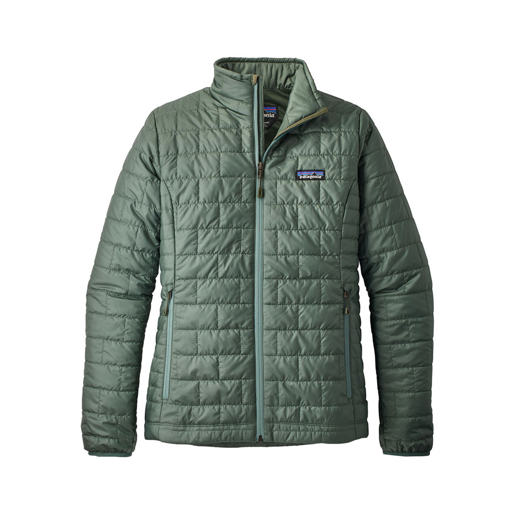 Patagonia Nano Puff Jacket Womens Pesto