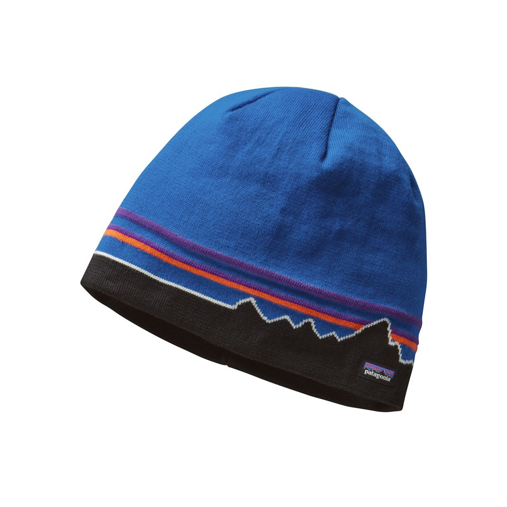 Patagonia Beanie Hat Classic Fitz Roy:Andes Blue