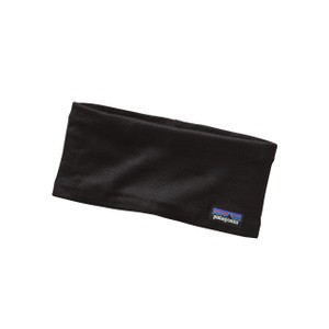 Patagonia Lined Knit Headband in Black