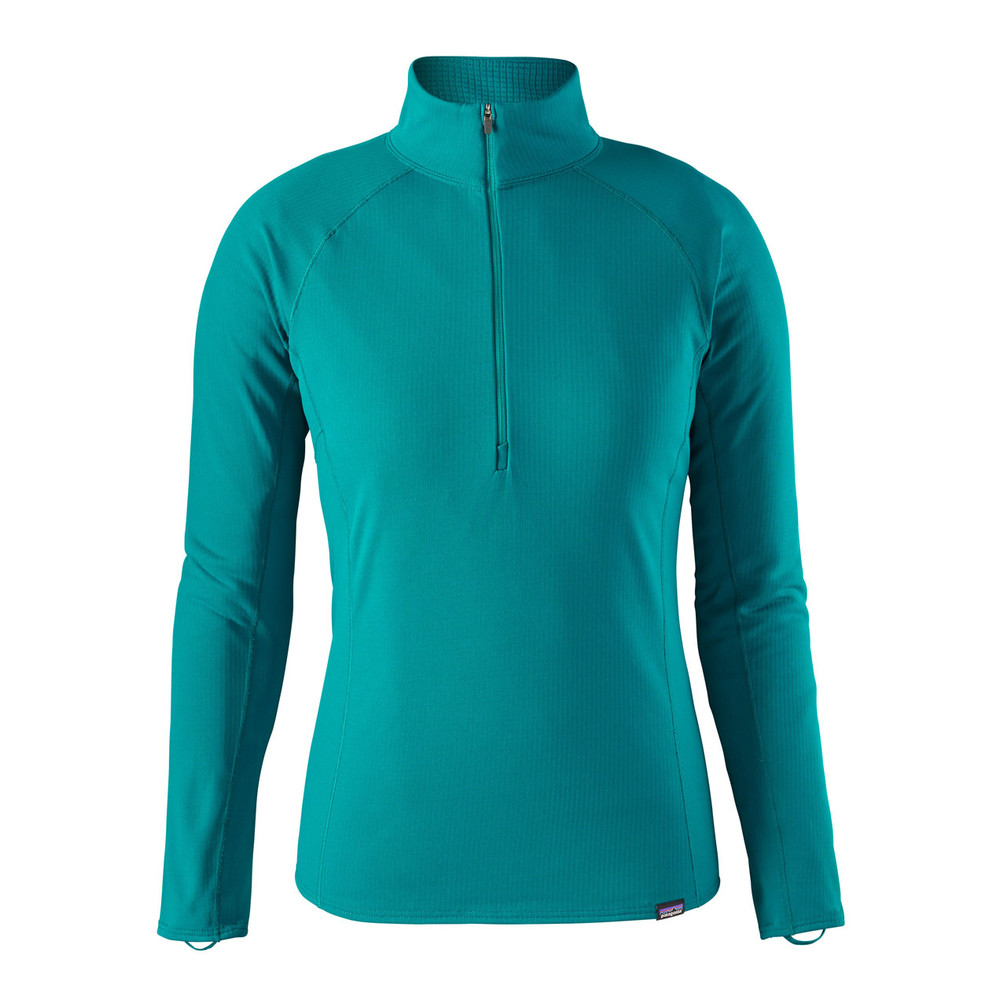 Patagonia Cap MW Zip Neck Womens Elwha Blue