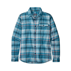 Patagonia LS Lightweight Fjord Flannel Shirt Mens