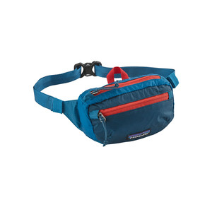 Patagonia LW Travel Mini Hip Pack in Balkan Blue