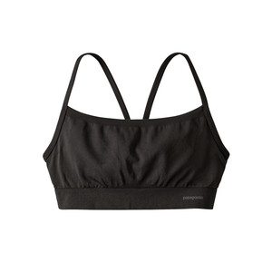 Patagonia Active Mesh Bra Womens in Black