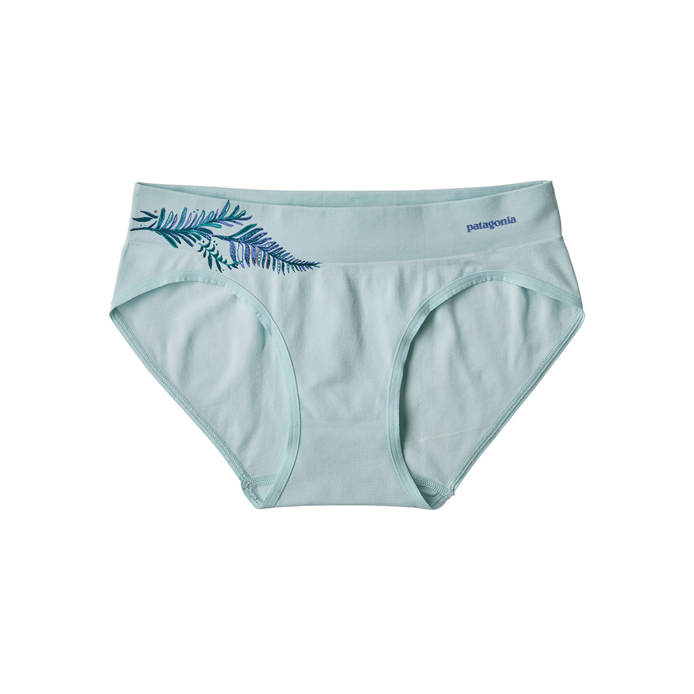 Patagonia Active Briefs Womens Its a Forest:Atoll Blue