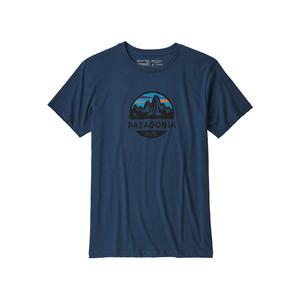 Patagonia Fitz Roy Scope Organic T-Shirt Mens