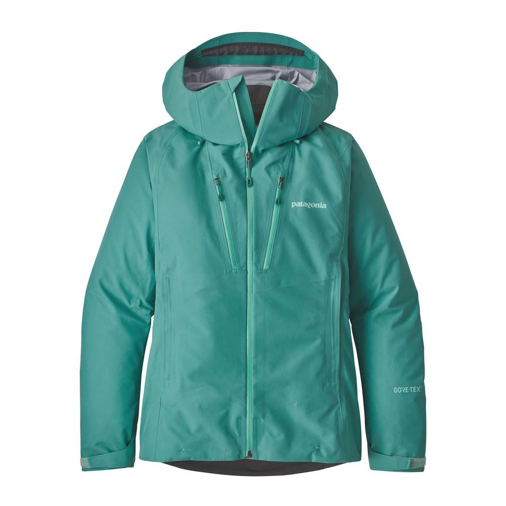 Patagonia Triolet Jacket Womens Beryl Green