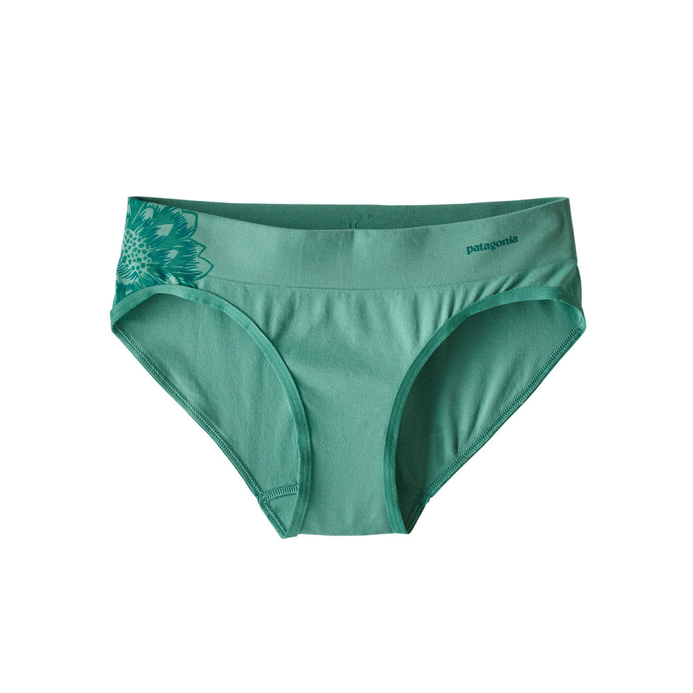 Patagonia Active Hipster Womens Cereus Graphic-Beryl Green