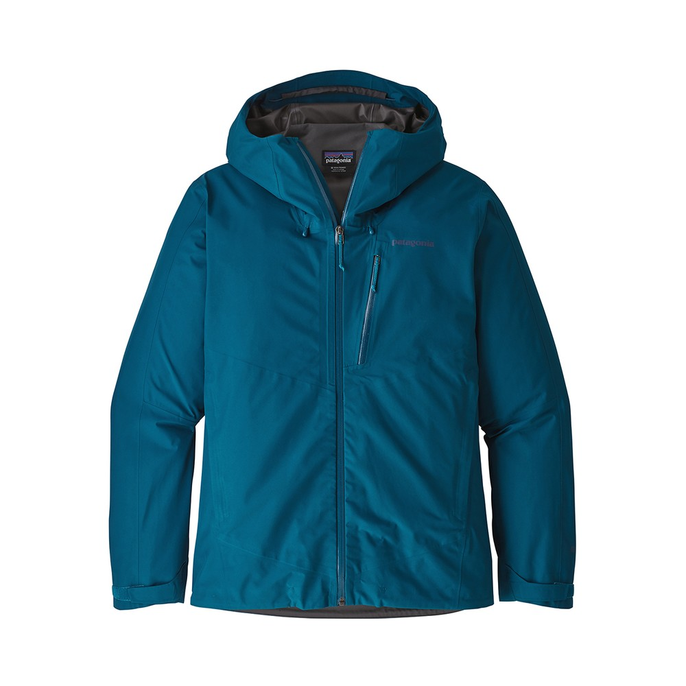 Patagonia Calcite Jacket Mens Big Sur Blue