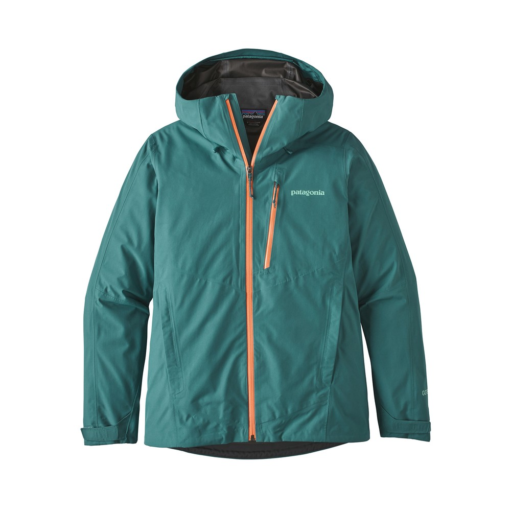 Patagonia Calcite Jacket Womens Tasmanian Teal