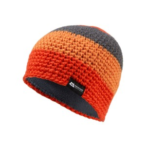Mountain Equipment Flash Beanie in Cardinal/Russet/Shadow