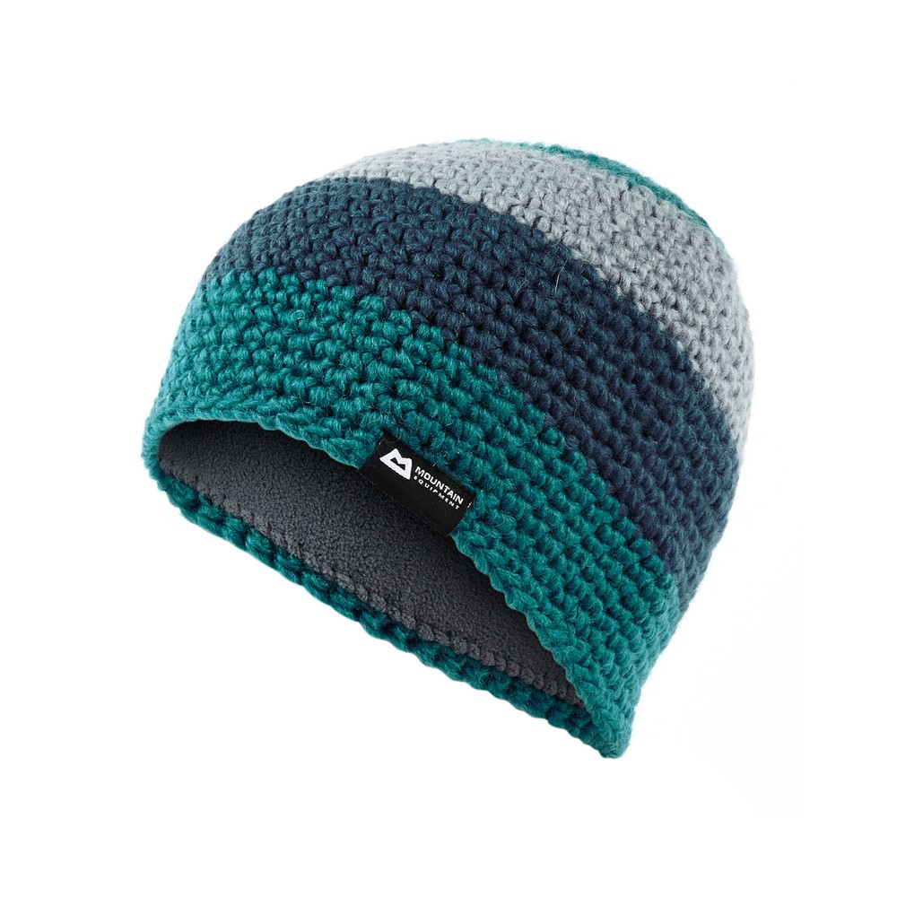 Mountain Equipment Flash Beanie Tasman Blue/Legion Blue/Nimbus