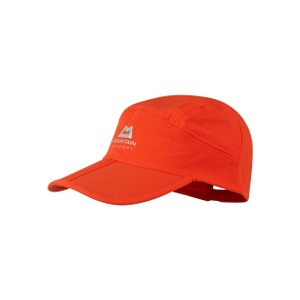 Mountain Equipment Squall Cap in Cardinal Orange