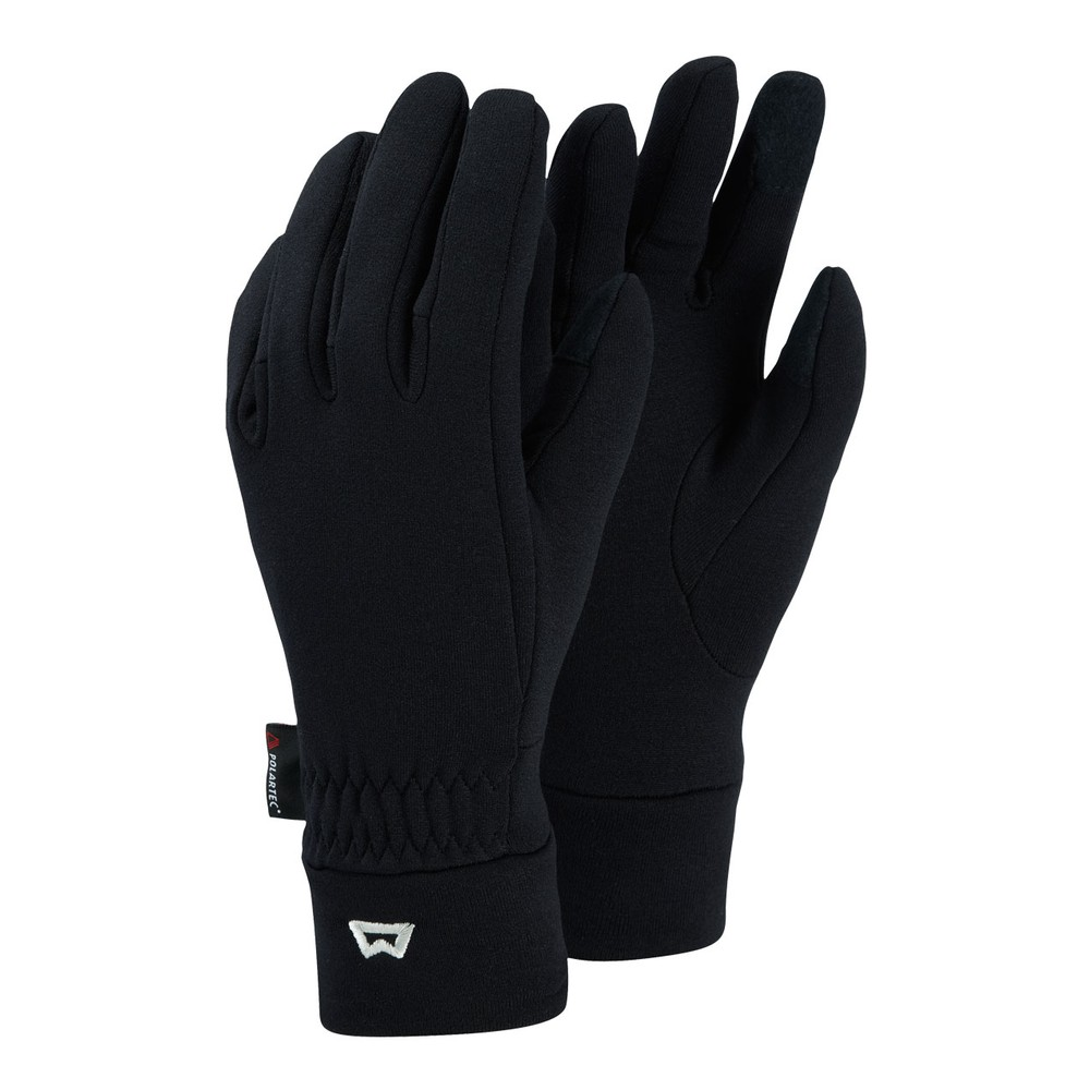 Mountain Equipment Touch Screen Glove Womens Black