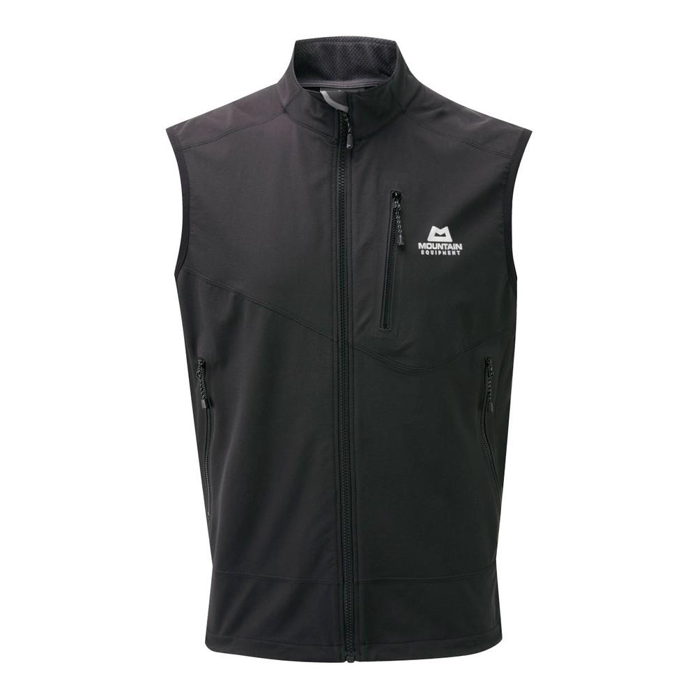 Mountain Equipment Frontier Vest Mens Black
