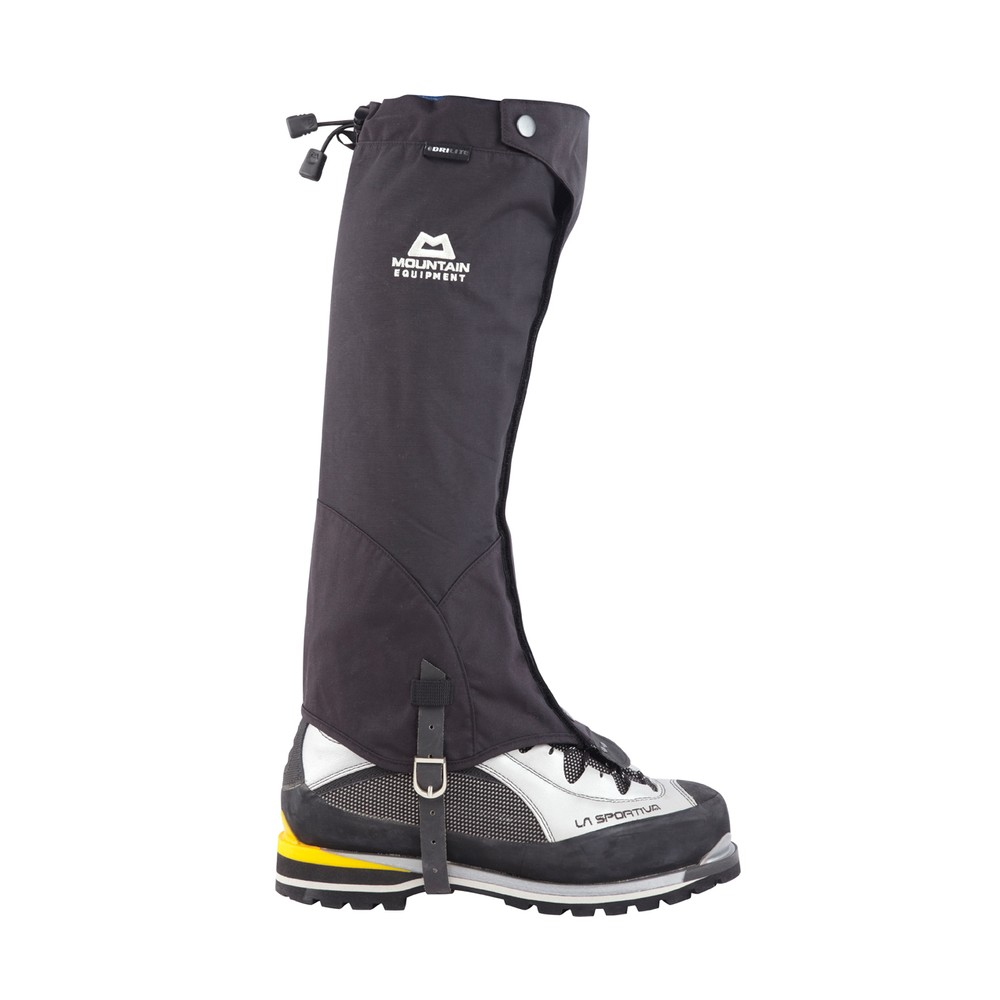 Mountain Equipment Trail DLE Gaiter Black