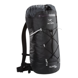 Arcteryx  Alpha FL 30 Backpack in Black