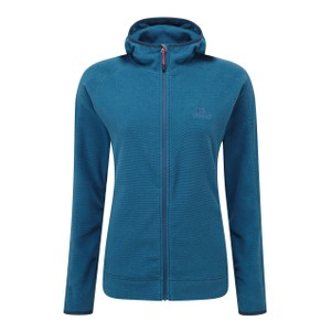 Mountain Equipment Diablo Hooded Jacket Womens in Marine