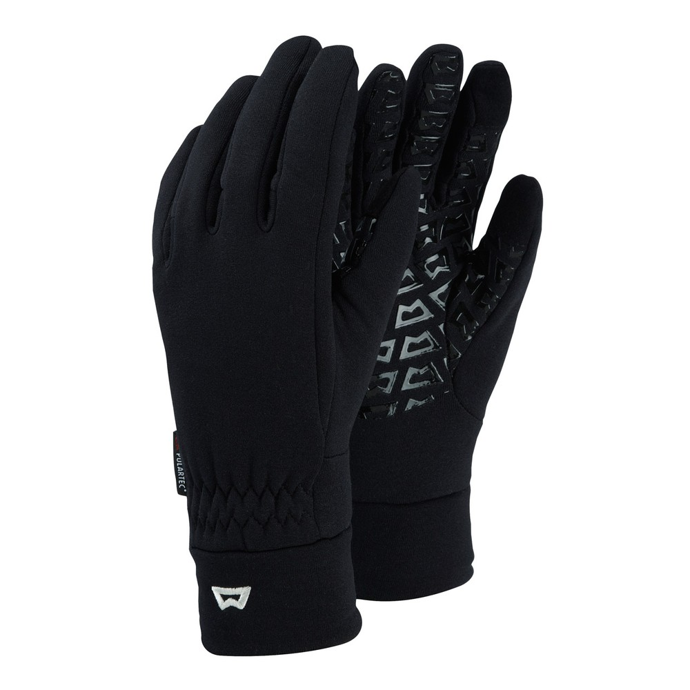 Mountain Equipment Touch Screen Grip Glove Mens Black