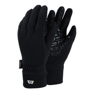 Touch Screen Grip Glove Womens Black