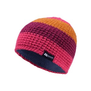 Mountain Equipment Flash Beanie Womens in Virtual Pink/Cranberry