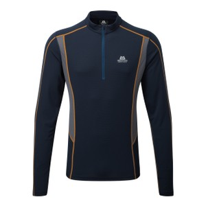 Mountain Equipment Ignis LS Zip Tee Mens