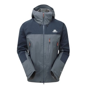Mountain Equipment Lhotse Jacket Mens in Ombre Blue/Cosmos