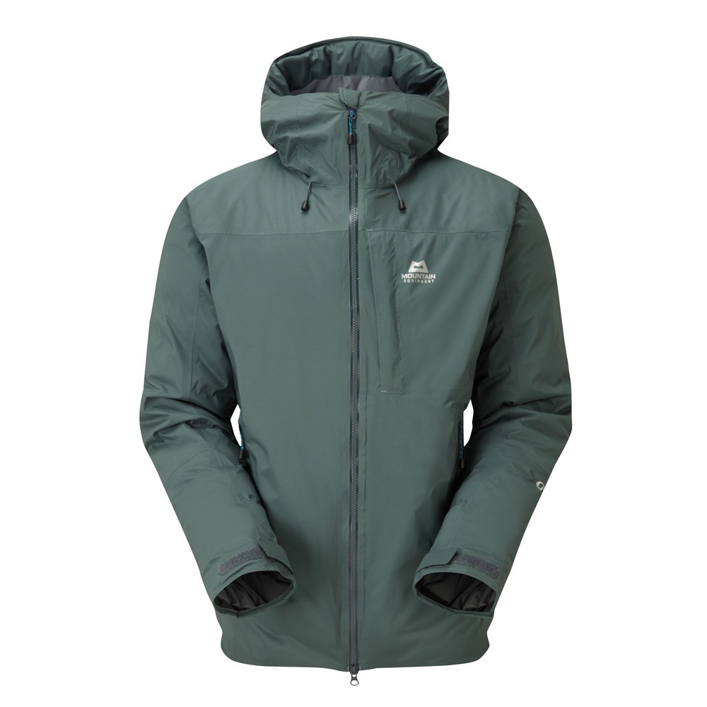 Mountain Equipment Triton Jacket Mens Moorland Slate