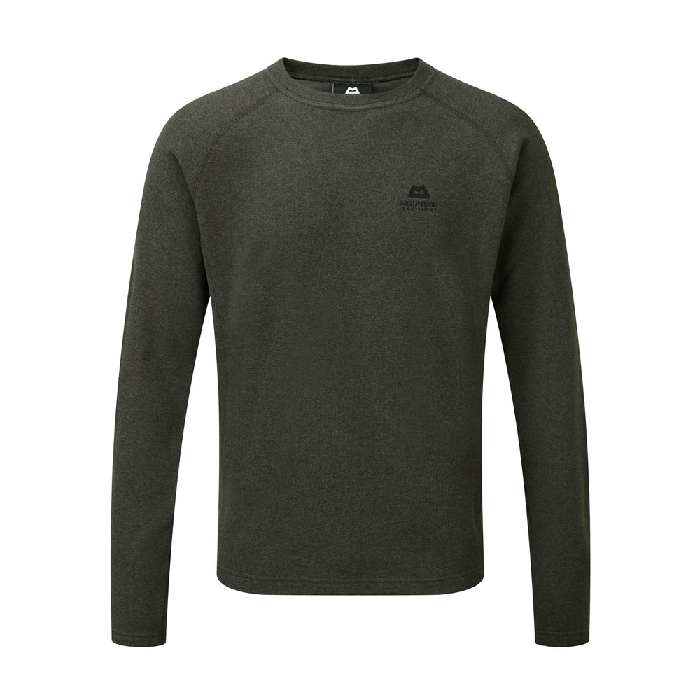 Mountain Equipment Kore Sweater Mens Graphite