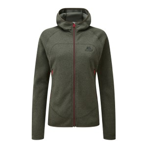 Mountain Equipment Kore Hooded Jacket Womens in Graphite