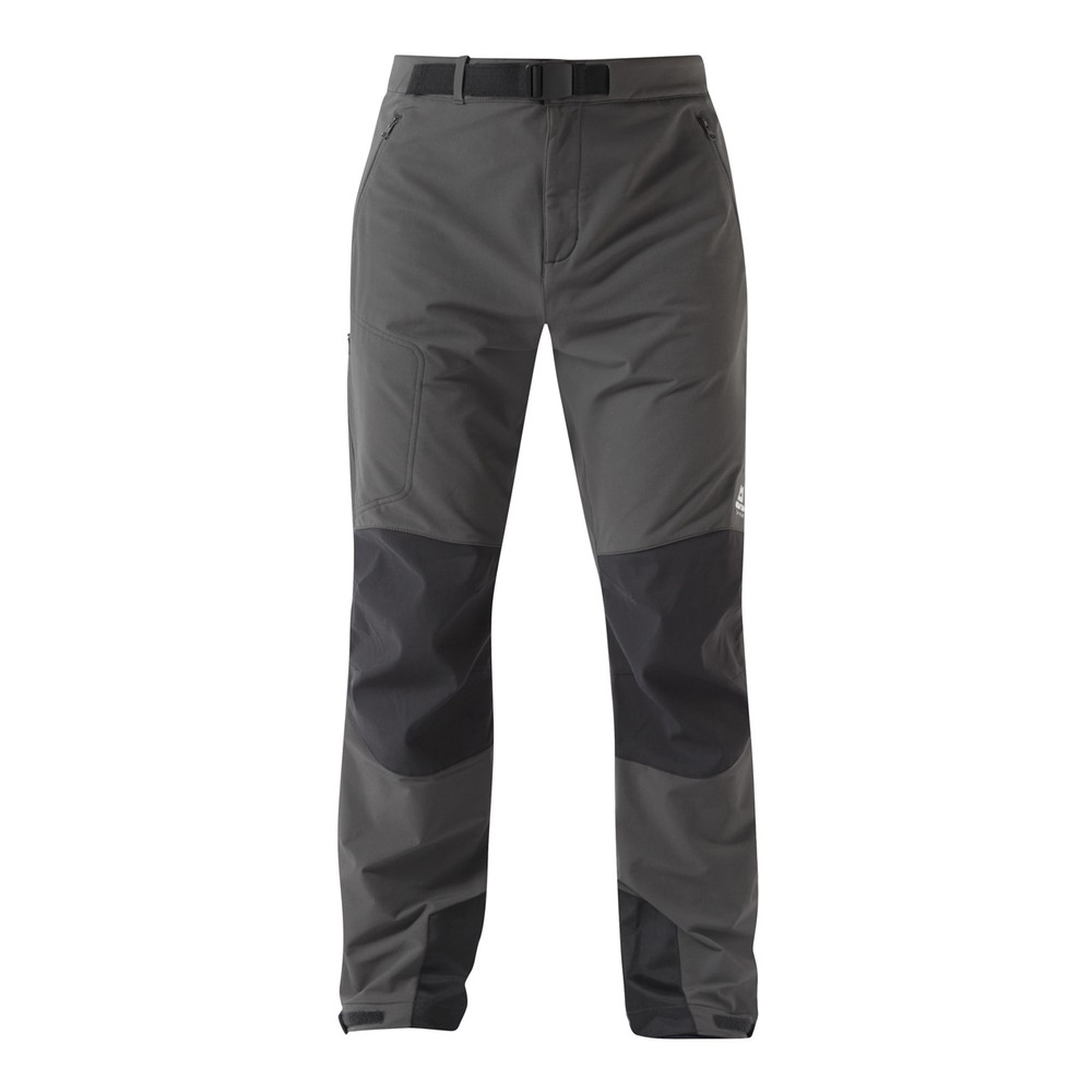 Mountain Equipment Mission Pant Mens Graphite/Black