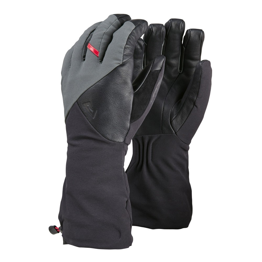 Mountain Equipment Randonee Gauntlet Mens Shadow/Black