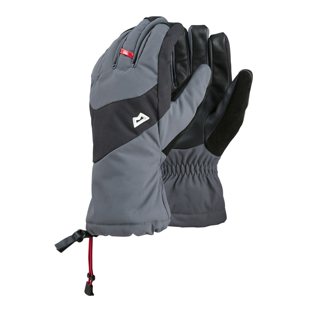 Mountain Equipment Guide Glove Mens Shadow/Black