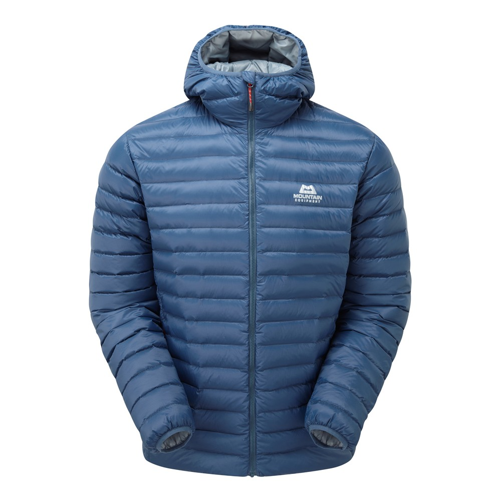 Mountain Equipment Frostline Jacket Mens Denim Blue