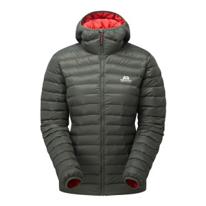 Mountain Equipment Frostline Jacket Womens in Shadow Grey