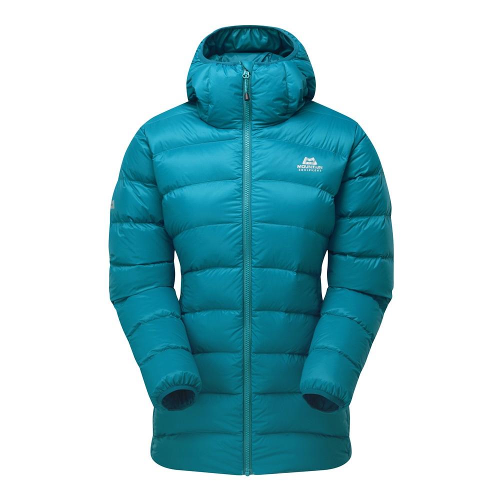 Mountain Equipment Skyline Jacket Womens Tasman Blue