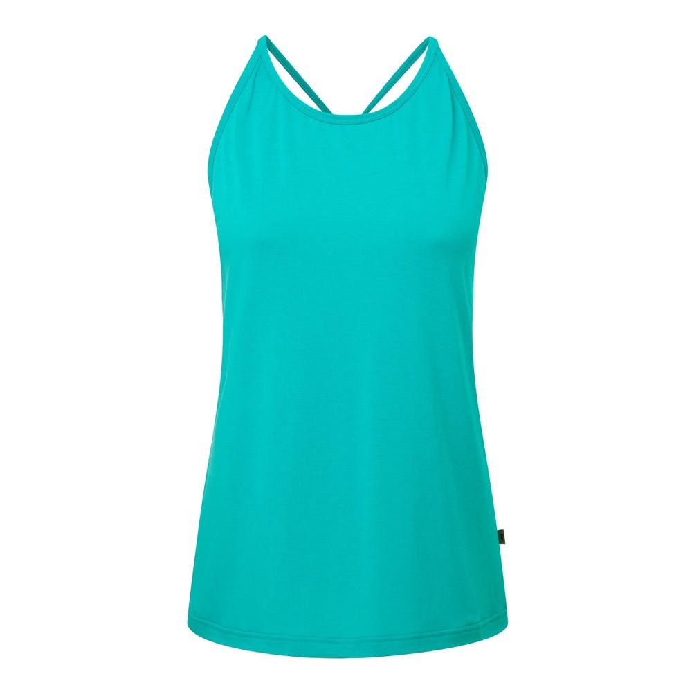 Mountain Equipment Rio Vest Womens Pool Blue