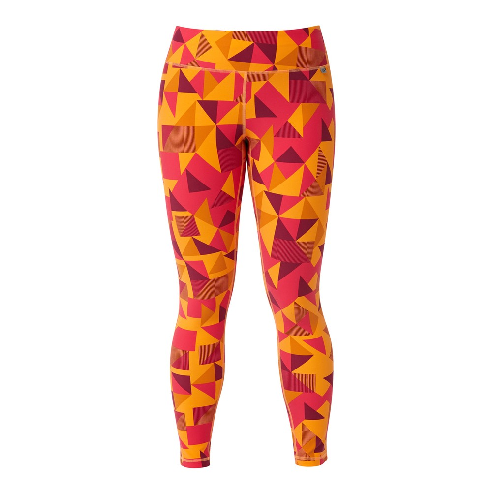Mountain Equipment Cala Leggings Womens Orange Sherbet
