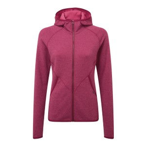 Mountain Equipment Calico Hooded Jacket Womens in Cranberry