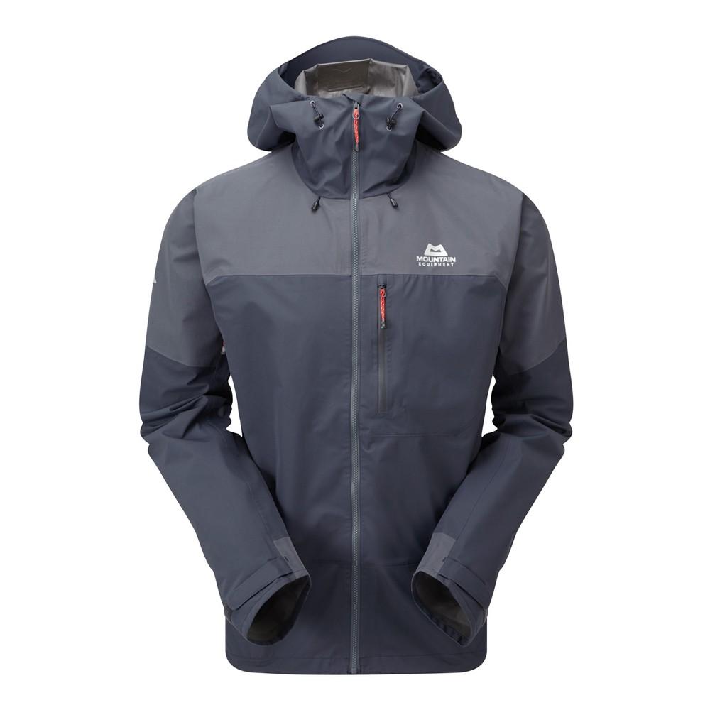 Mountain Equipment Lhotse Atmo Jacket Mens Blu Nights/Ombre Blue