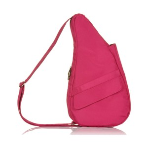 Healthy Back Bag Classic Microfibre - Small in Hot Pink