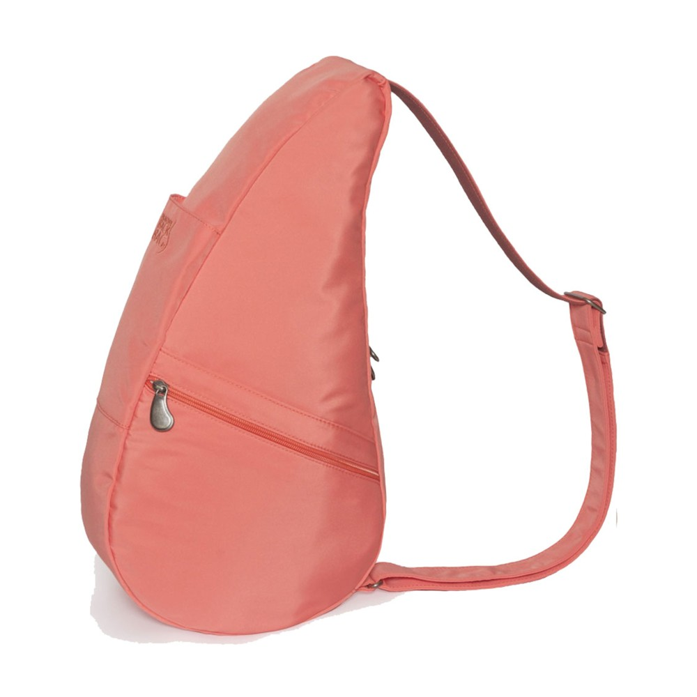 Healthy Back Bag Classic Microfibre Small Orange Sorbet