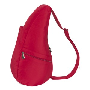 Healthy Back Bag Classic Microfibre - Small in Red