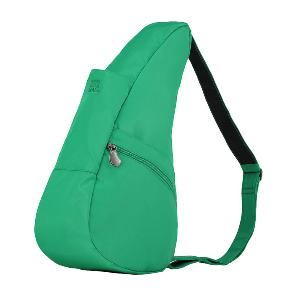 Healthy Back Bag Classic Microfibre Small Green Flash