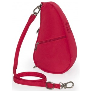 Healthy Back Bag Microfibre Baglett in Red