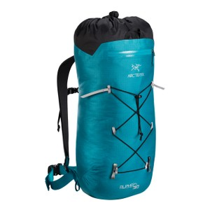 Arcteryx  Alpha FL 30 Backpack in Dark Firoza