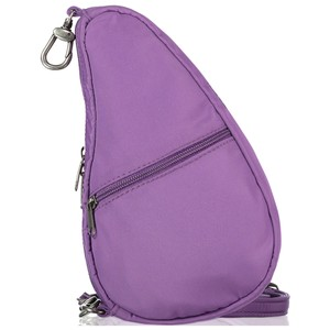 Healthy Back Bag Microfibre Baglett in Grape