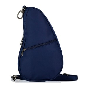 Healthy Back Bag Microfibre Baglett in Navy