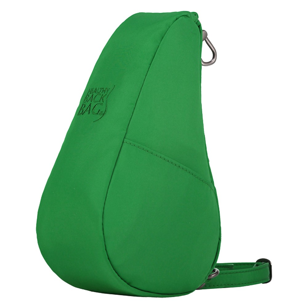 Healthy Back Bag Microfibre Baglett Green Flash