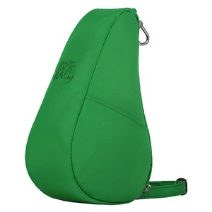 Healthy Back Bag Microfibre Baglett in Green Flash